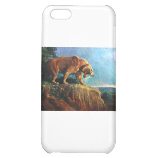 smilodon iPhone 5C case