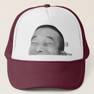 Smily Cap0.1 #NinjaCure Trucker Hat