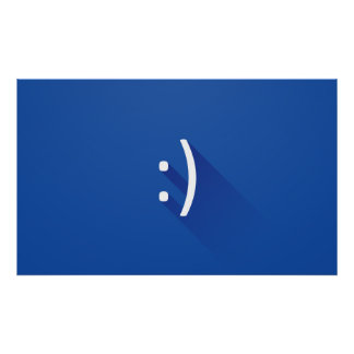 Smily face Poster