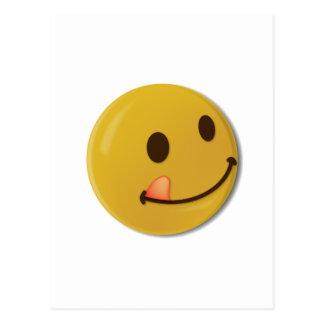 SMILY POSTCARD