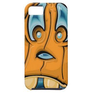 Smily Pumkin for Halloween Fun iPhone SE/5/5s Case