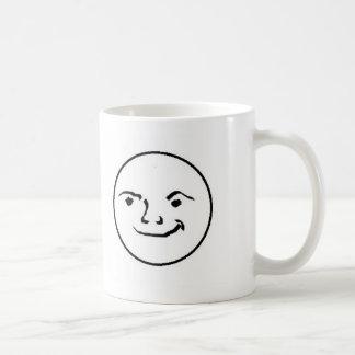 Smirking Coffee Cup