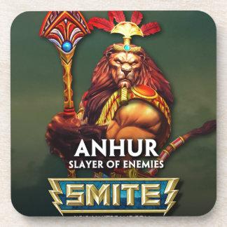 SMITE: Anhur, Slayer of Enemies Beverage Coaster