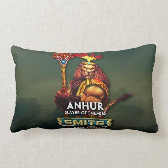 SMITE: Anhur, Slayer of Enemies Lumbar Pillow