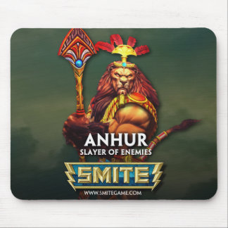 SMITE: Anhur, Slayer of Enemies Mouse Pad
