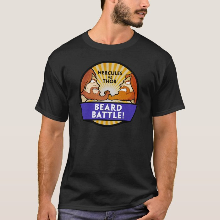 SMITE: Beard Battle T-Shirt