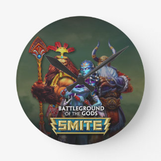 SMITE: Gods Round Clock