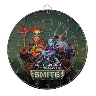 SMITE: Gods Dartboards