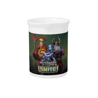 SMITE: Gods Drink Pitcher