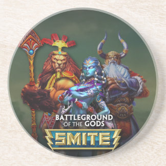 SMITE: Gods Sandstone Coaster