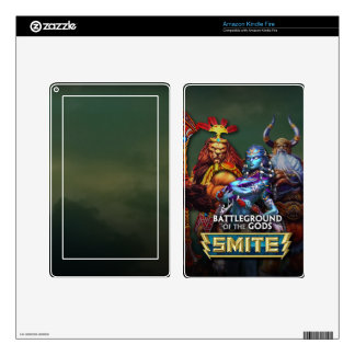 SMITE: Gods Skin For Kindle Fire