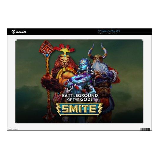 SMITE: Gods Skins For Laptops