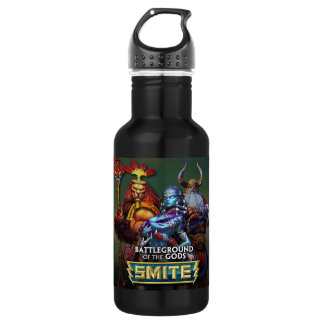 SMITE: Gods Stainless Steel Water Bottle