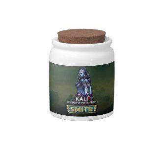 SMITE: Kali, Goddess of Destruction Candy Jars