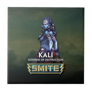 SMITE: Kali, Goddess of Destruction Ceramic Tile