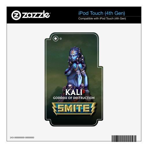 SMITE: Kali, Goddess of Destruction iPod Touch 4G Skin