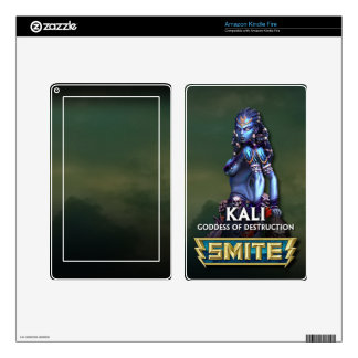 SMITE: Kali, Goddess of Destruction Kindle Fire Skins