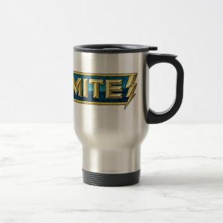 SMITE Logo Battleground of the Gods 15 Oz Stainless Steel Travel Mug