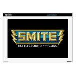 "SMITE Logo Battleground of the Gods 17"" Laptop Decal"