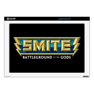"SMITE Logo Battleground of the Gods 17"" Laptop Decal"