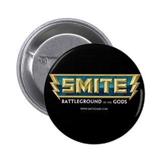 SMITE Logo Battleground of the Gods Pin