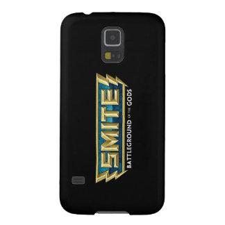 SMITE Logo Battleground of the Gods Galaxy S5 Covers