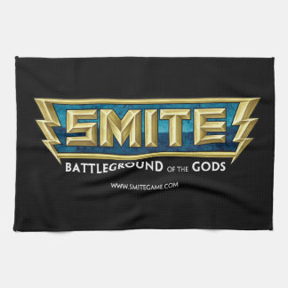 SMITE Logo Battleground of the Gods Hand Towel