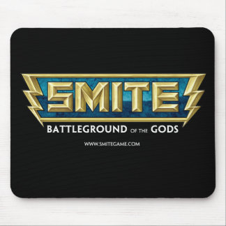 SMITE Logo Battleground of the Gods Mousepads