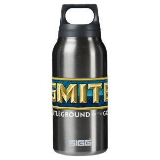 SMITE Logo Battleground of the Gods 10 Oz Insulated SIGG Thermos Water Bottle