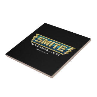 SMITE Logo Battleground of the Gods Tile