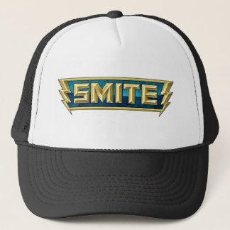 SMITE Logo Battleground of the Gods Trucker Hat