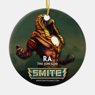 SMITE: Ra, The Sun God Ceramic Ornament