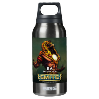 SMITE: Ra, The Sun God 10 Oz Insulated SIGG Thermos Water Bottle