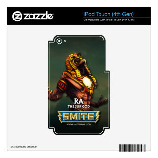 SMITE: Ra, The Sun God Skin For iPod Touch 4G