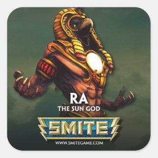 SMITE: Ra, The Sun God Sticker