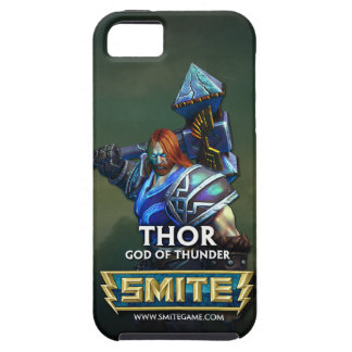 SMITE: Thor, God of Thunder iPhone 5 Cover