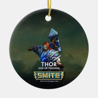 SMITE: Thor, God of Thunder Ceramic Ornament