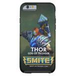 SMITE: Thor, God of Thunder iPhone 6 Case