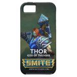 SMITE: Thor, God of Thunder iPhone SE/5/5s Case