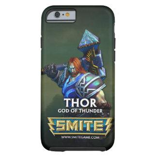 SMITE Thor God of Thunder iPhone 6 Case
