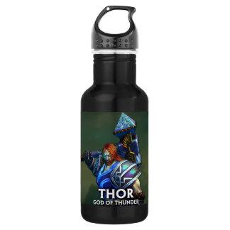 SMITE: Thor, God of Thunder 18oz Water Bottle