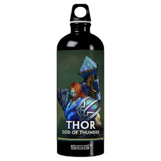 SMITE: Thor, God of Thunder SIGG Traveler 1.0L Water Bottle