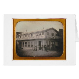 Smith and Porter s coffee house 40084 Greeting Cards