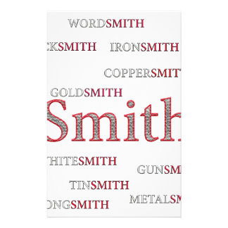 SMITH BRAND STATIONERY