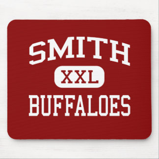 Smith - Buffaloes - Middle School - Beaumont Texas Mouse Pad