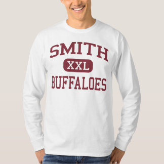 Smith - Buffaloes - Middle School - Beaumont Texas Shirt