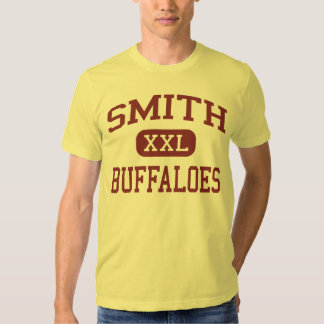 Smith - Buffaloes - Middle School - Beaumont Texas T-shirt