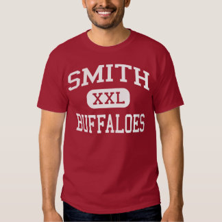 Smith - Buffaloes - Middle School - Beaumont Texas T-shirts