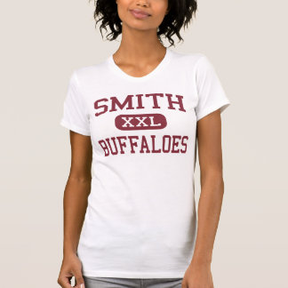 Smith - Buffaloes - Middle School - Beaumont Texas Tees