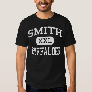 Smith - Buffaloes - Middle School - Beaumont Texas Tshirts